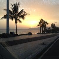 Photo taken at Avda De Las Playas by Dipak D. on 12/9/2011