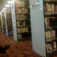 Photo taken at National Library Building by Henra on 8/22/2012