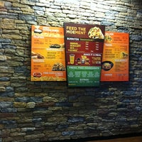 Photo taken at Moe's Southwest Grill by John J. on 7/29/2011