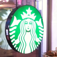 Photo taken at Starbucks by Muoio J. on 10/14/2011