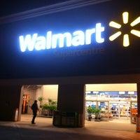 Photo taken at Walmart Supercentre by Drew E. on 10/24/2011