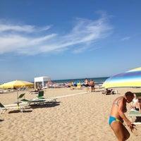 Photo taken at Bagno 19 by Tim V. on 7/20/2012