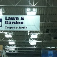 Photo taken at Lowe's Home Improvement by Juan D. on 2/19/2012