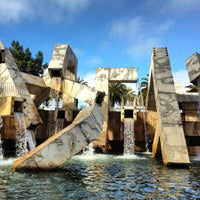Photo taken at Justin Herman Plaza by Kevin on 7/1/2012