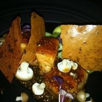 Photo taken at Seasonal Restaurant & Weinbar by Yoshi M. on 9/1/2012