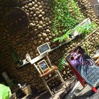 Photo taken at ギャラリーカフェバー 縁縁 (enyen) by Kenji T. on 8/28/2011