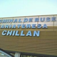 Photo taken at Terminal de Buses María Teresa by Octavio T. on 2/13/2012