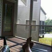 Photo taken at Wyndham Vacation Resorts Shawnee Village by Jenna M. on 7/20/2011