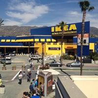 Photo taken at IKEA by Steffi S. on 3/10/2012