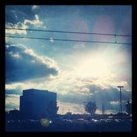 Photo taken at American Boulevard LRT Station by Recliner Jockey on 6/5/2012