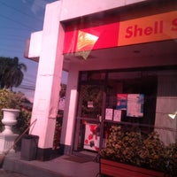 Photo taken at Shell by Dennis R. on 4/21/2012