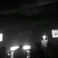 Photo taken at Wasted Space by Joe P. on 1/14/2012