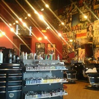 Photo taken at Floyd's 99 Barbershop by Shelby C. on 11/20/2011