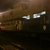 Photo taken at NYCT - Concourse Yard and Maintance Facility Home of The (B) (D) Lines by DjMikelover S. on 7/24/2012