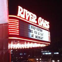 Photo taken at Landmark River Oaks Theatre by Jay J. on 8/4/2012