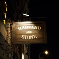 Photo taken at Harvard & Stone by David R. on 3/10/2012