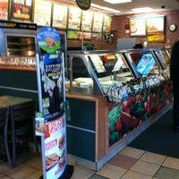 Photo taken at Subway by Deborah D. on 4/24/2012