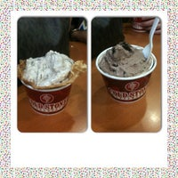 Photo taken at Cold Stone Creamery by Michelle on 7/2/2012
