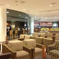 Photo taken at American Airlines Admirals Club by Jamison N. on 8/22/2012