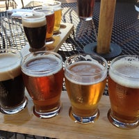 Photo taken at Fire Station 1 Restaurant & Brewing Co. by Erin M. on 5/19/2012