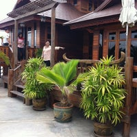 Photo taken at บ้านเพียงตะวัน by Ronnie K. on 6/14/2012