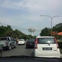Photo taken at Jalan Tan Sri Ong Kee Hui by Chai C. on 8/5/2012