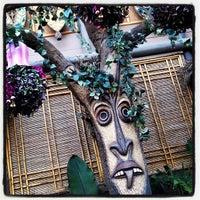 Photo taken at Enchanted Tiki Room by Nicole K. on 4/11/2012