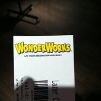Photo taken at WonderWorks by Chris C. on 8/28/2012