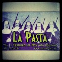 Photo taken at La Pasta Gansa by Rag0ra on 5/27/2012
