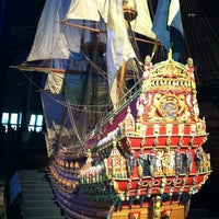 Photo taken at The Vasa Museum by Irina Z. on 9/7/2012