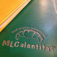 Photo taken at Medialunas Calentitas by Andre D. on 8/14/2012