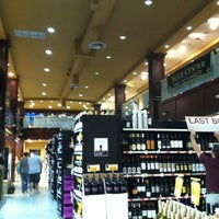 Photo taken at Wine Library by Steven C. on 9/8/2012