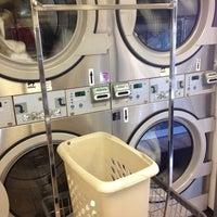 Photo taken at Bubbles III Laundromat by Lex Diamondz S. on 4/11/2012