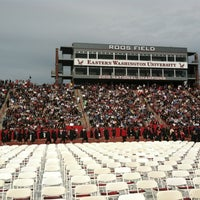 Photo taken at Roos Field by Jeff W. on 6/16/2012