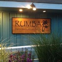 Photo taken at Rumba by Sti K. on 6/20/2012