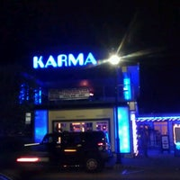 Photo taken at Karma Nightclub by Andrea M. on 8/20/2012