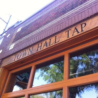 Photo taken at Town Hall Tap by Jake L. on 6/30/2012