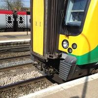 Photo taken at Leighton Buzzard Railway Station (LBZ) by Stuart H. on 3/29/2012