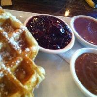 Photo taken at Medina Café by Lindsey W. on 5/16/2012