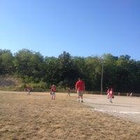 Photo taken at Wea Baseball/Softball Fields by Michelle H. on 6/15/2012