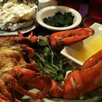 Photo taken at Gunnings Seafood by Marc T. on 10/9/2011