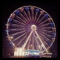 Photo taken at Leipziger Weihnachtsmarkt by Alexander L. on 11/22/2011