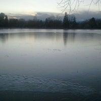 Photo taken at Washington Park by Will O. on 1/23/2012