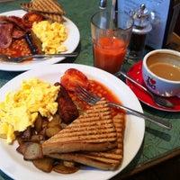 Photo taken at The Breakfast Club by Stefan K. on 4/19/2012