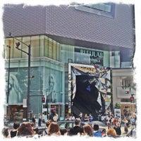 Photo taken at Tokyu Plaza Omotesando Harajuku by maRisuz◡̈ on 5/20/2012