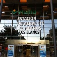 Photo taken at Estación de Albacete-Los Llanos by Antonio S. on 9/14/2011