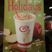 Photo taken at Jamba Juice by Victoria D. on 12/18/2011