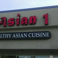 Photo taken at Asian 1 by Lloyd M. on 8/18/2011