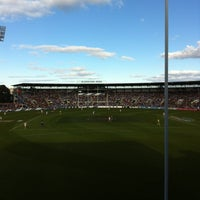 Photo taken at Blundstone Arena by Tony H. on 7/7/2012