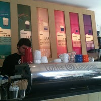 Photo taken at Coffee Company by Laili S. on 4/1/2012